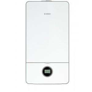 Газовый котел Bosch GC7000iW 30/35 C 23 конденсационный белый