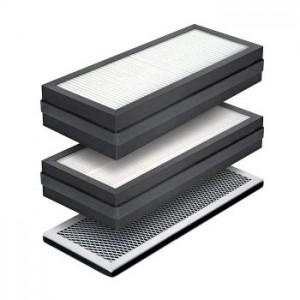 Комплект сменных фильтров для бризера Tion O2 (F7 + Н11 + АК)